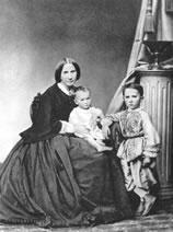 Charles de Foucauld et sa famille